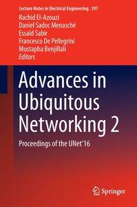 Advances in Ubiquitous Networking 2