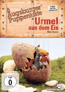Augsburger Puppenkiste-Urmel aus dem Eis