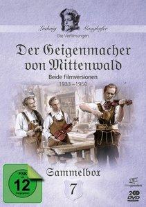 Der Geigenmacher von Mittenwal