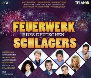 Feuerwerk Des Deutschen Schlagers