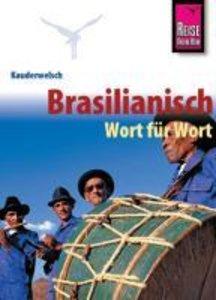 Kauderwelsch Sprachführer Brasilianisch - Wort für Wort