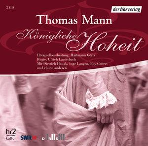 Königliche Hoheit. 3 CDs
