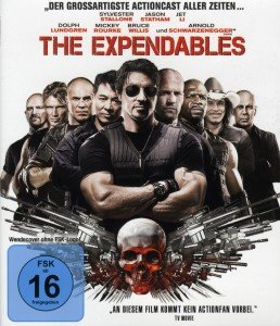 The Expendables BD (FSK 16)
