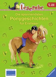 Die spannendsten Ponygeschichten für Erstleser