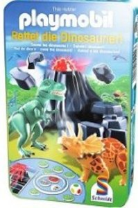 Playmobil - Rettet die Dinosaurier!