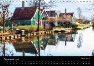 Kruse, J: Niederlande (Wandkalender 2015 DIN A4 quer)