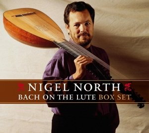 Bach on the Lute BOX SET