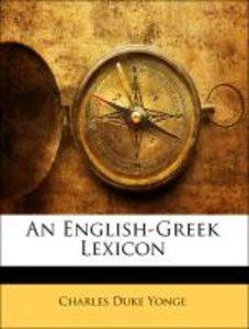 An English-Greek Lexicon