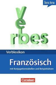 Lextra Verben-Wörterbuch: Französische Verben
