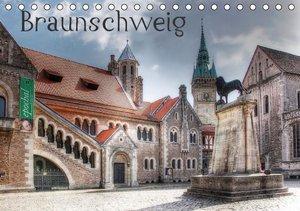 Braunschweig (Tischkalender 2016 DIN A5 quer)