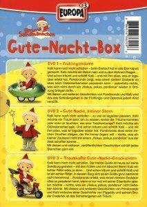 Unser Sandmännchen: Gute-Nacht-Box
