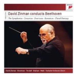 David Zinman Conducts Beethoven