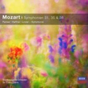 Sinfonien 31,35,36 (CC)