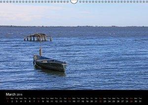 Apulia (Wall Calendar 2015 DIN A3 Landscape)