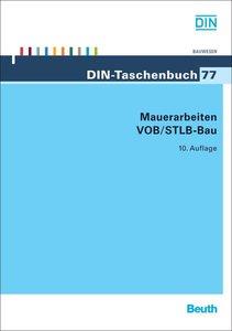 Mauerarbeiten VOB/STLB-Bau