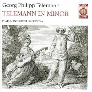 Telemann In minor