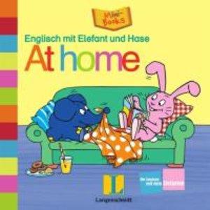 Englisch mit Elefant und Hase: At home