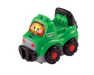 VTech 80-164204 - Tut Tut Baby Flitzer - Geländewagen