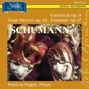 Schumann: Carnaval op.9,Four