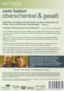 Core Fusion-Oberschenkel & Gesäß