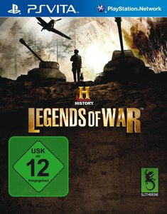 Legends of War (PSVita)
