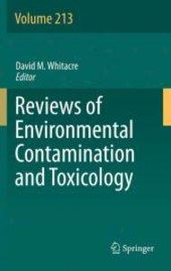 Reviews of Environmental Contamination and Toxicology Volume 213