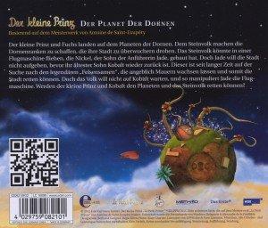 Der kleine Prinz 05. Der Planet der Dornen
