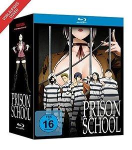 Prison School - Blu-ray 1 + Sammelschuber [Limited Edition]