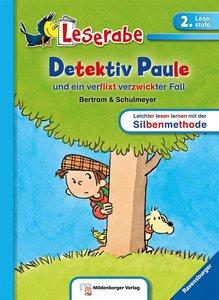 Leserabe - Detektiv Paule und ein verflixt verzwickter Fall