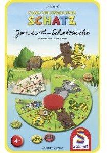 Schmidt Spiele 51266 - Janosch: Schatzsuche