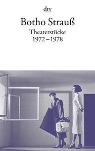 Theaterstücke I