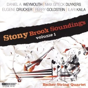 Stony Brook Soundings,Vol.1