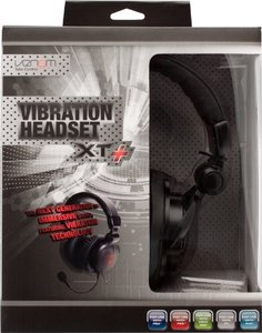 Venom Vibration Headset XT+ (für PS4, PS3, X360, PC, Mac)