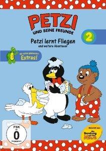Petzi und seine Freunde (Vol. 02) Petzi lernt fliegen und weiter