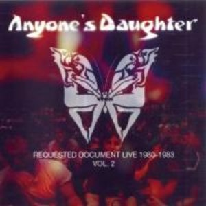 Requested Document Live 1980-1983 - 2