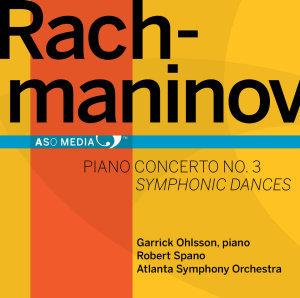 Klavierkonzert 3/Symphonische Tänze