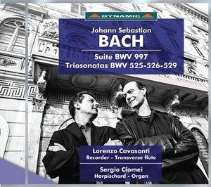 Suite BWV 997/Triosonaten BWV 525,526,529