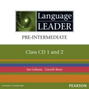 Language Leader Pre-intermediate Class CD
