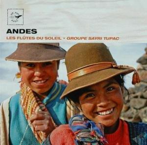 Andes Les Flutes Du Soleil