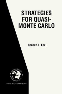 Strategies for Quasi-Monte Carlo