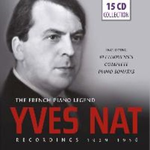 Yves Nat-The French Piano Legend