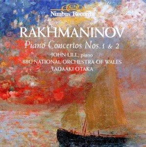 Rachmaninov Piano Concertos 1+2