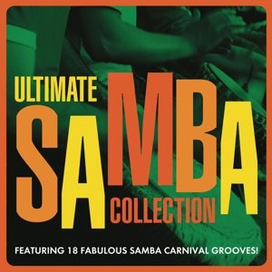 Ultimate Samba Collection-1CD Camden compilation