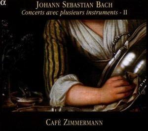 Concerts Avec Plusieurs Instruments Vol.2