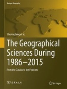 The Geographical Sciences During 1986-2015
