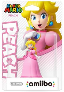 Amiibo - Nintendo Super Mario Collection - Peach, Figur