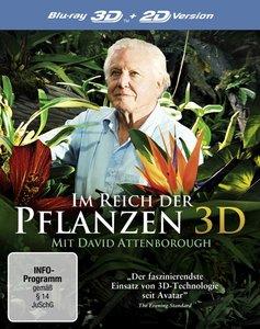 Im Reich Der Pflanzen 3D-Mit David Att