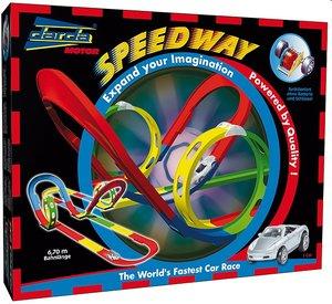 Simm 50105 - Darda: Speedway/2 Loopings, Steilkurven, Porsche, 6
