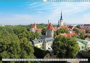 Die Altstadt von Tallinn (Wandkalender 2016 DIN A3 quer)