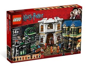 LEGO 10217 - Harry Potter: Winkelgasse